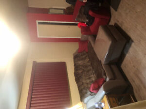 Spacious 4 1/2 bachelor for rent in Lasalle!!