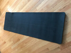 Lulu yoga mat for sale - black