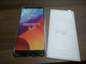 Cover cellulaire lg 6 h870