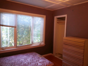 MASTER furnished bedroom by 22nd Station