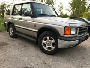 2001 Land Rover Discovery ***Super good car*** $4,000