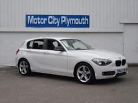 2012 12 BMW 1 SERIES 2.0 116D SPORT 5D 114 BHP DIESEL