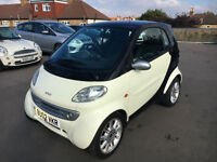 Smart Car Smart 0.6 Semi-Automatic 2002 Passion***ONLY 27,000 GENUINE MILES***