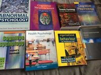 DEGREE LEVEL PSYCHOLOGY BOOKS £5 EACH MUST GO ASAP