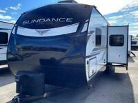2022 HEARTLAND SUNDANCE 294BH 2BED American Caravan 5th Wheel Trailer RV Showman