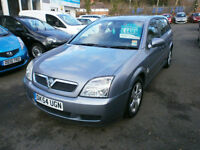 Vauxhall/Opel Vectra 1.9CDTi ( 120ps ) 2004MY LS PX TO CLEAR 12 MONTHS MOT