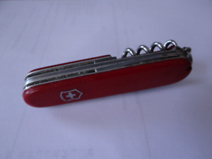 Victorinox Swiss Army knife- 8 function
