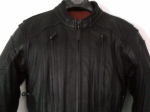 Ladies FXRG HarleyDavidson leather jacket