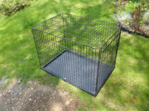 Foldable Portable Dog Crate