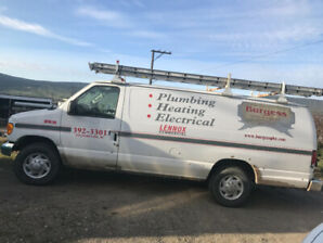 2005 Ford E350 service van for sale