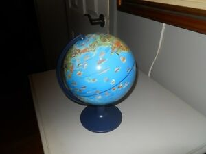 Small earth globe West Island Greater Montréal image 5