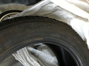 4 Winter tires 255/55/R19 111H Toyo Observe GSi 5 West Island Greater Montréal image 4