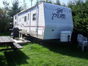 Walsh's Trailer Rentals - Twin Shores Campground, Darnley, PEI