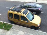 Renault Kangoo roof rack
