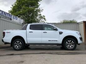 Ford Ranger 3.2TDCi ( 200PS ) 4x4 auto Wildtrak Double Cab NO VAT