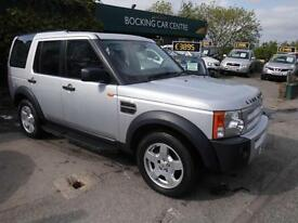 Land Rover Discovery 3 2.7TD V6 auto 2006 S 7SEAT DIESEL 4X4 FULL MOT