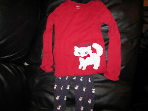 Gymboree Kitty Cat outfit size 8