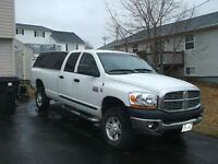 Dodge 4x4 Ram 3500 diesel only 138 00 kms
