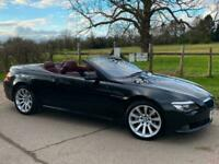 2008 BMW 635D Sport Convertible - Red Leather - Huge Spec - Free Delivery! -