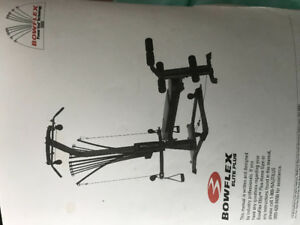 BOWFLEX HOME GYM - $100 if picked up before this weekend