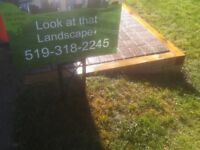 Landscaping, Construction, Weekly and Bi- Weekly Lawn Mowing.