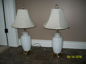 """26"""" high table lamps"""
