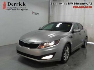 2013 Kia Optima  EX Navigation B/U Cam Power Grp $124.73 B/W