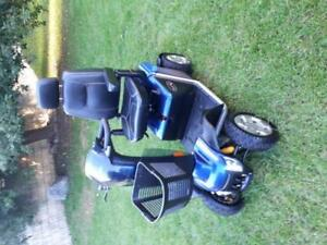 pride pirsuit in excllent condition used one summer for $2000.00 call 647-781-8987