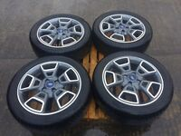 Ford Ecosport alloy wheels