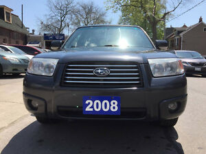 2008 Subaru Forester XS Premium Wagon ***FULLY LOADED***