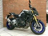 2018/18 Yamaha MT-10 SP With 3516 Miles Finished In Silver