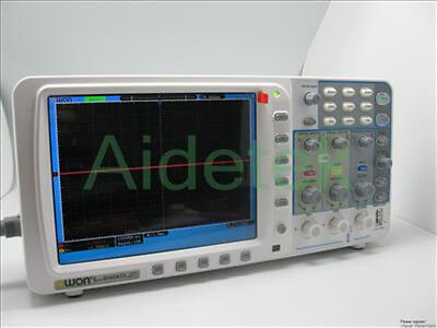 Owon Sds6062 60mhz 500msas 2ch Oscope 8lcd Wvga Out Battery New 3 Yrs Warran