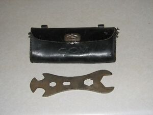 1940s ?? CCM TOOL KIT WITH WRENCH