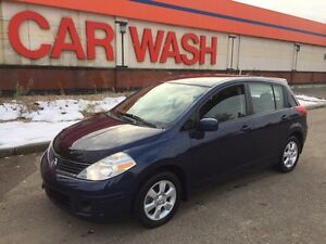 2009 Nissan Versa 125Kms, 6 Speed Manual, No Accident $4,400 OBO
