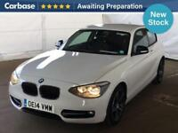 2014 BMW 1 SERIES 118d Sport 3dr [Professional Media]