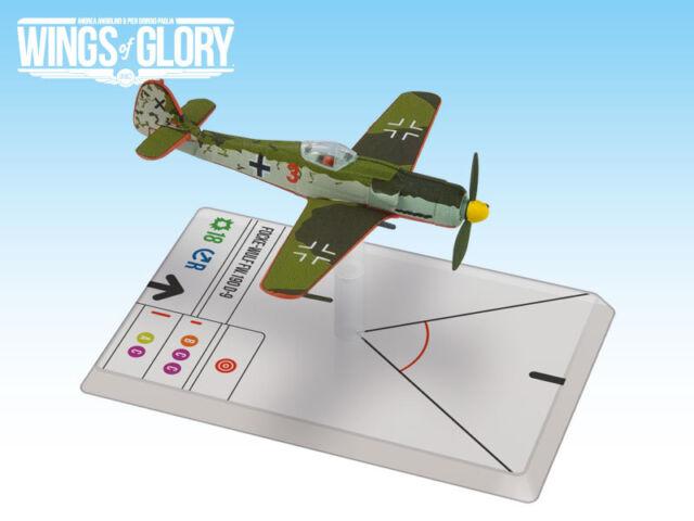 Wings of Glory / War - FW 190 D-9 (Wubke) New!