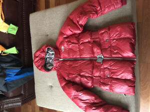 Girl's North Face Jacket like new!