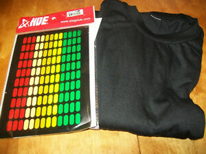 New Equalizer Sound Activated LED T-Shirt St. John's Newfoundland image 2