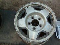 Chevrolet truck wheels