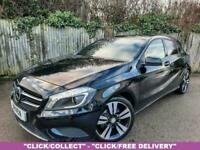 2014 Mercedes-Benz A-CLASS 2.1 A200 CDI SPORT 5d 136 BHP Hatchback Diesel Manual