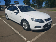 2012 Ford falcon ecolpi factory gas Werribee Wyndham Area Preview