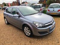 2006 Vauxhall/Opel Astra 1.4i 16v Active+Full mot 09/2019+2 Keys