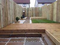 CUTTING EDGE GARDEN IMPROVEMENTS - Gardener, Gardening, Landscaping, Grass, Hedge, Decking, Fencing