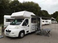 Compass Avantgarde 130 Motorhome 4 Berth