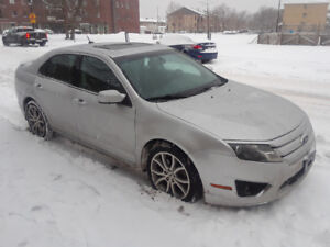 Ford Fusion 2012 116km AWD 4x4 -- Tout inclus cuir toit ouvrant