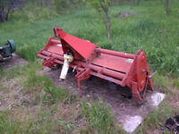 Agric AMS70 6' gear-drive rototiller