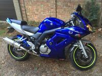 Suzuki SV650S Low Mileage
