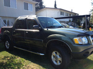 2001 Ford Explorer Trac Pickup Truck