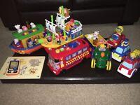 **Can deliver?** Toy Bundle - Vtech, Mothercare, & Kiddieland