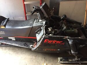 Yamaha exciter for sale or trade